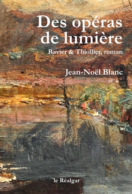 couv- Des Opéras de Lumière – JN BLanc