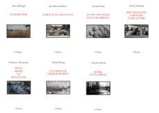 Les sept livres de la collection «Chemin de crête»