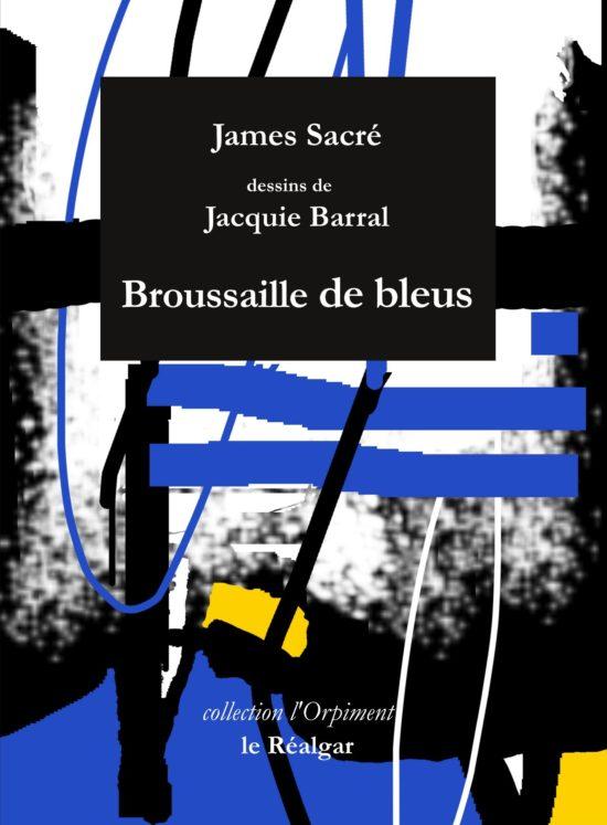 1ère couv BdB -James Sacré